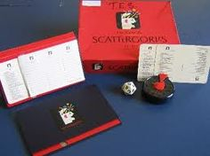 scattergories - noisy timer but lots of fun. #games, #boardgames, #scattergories
