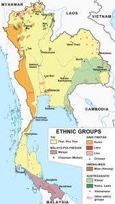 Demographics of Thailand - Wikipedia, the free encyclopedia Bangkok, Laos Vietnam, Asia Map, European Languages, Alternate History, Historical Maps, Asia Travel, Southeast Asia, Cards