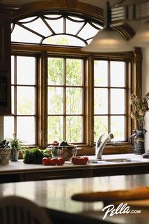 Pella Kitchen Windows Basics Chicken Stock 53 Best Images Doors Wood Casement Over Sink Add Whimsical Charm S Architect Series Products Are Exquisitely Detailed With Exciting Custom Design