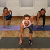 Love-Handle Workout | 5-Minute Video | POPSUGAR Fitness