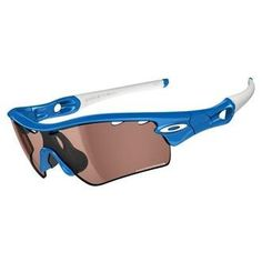 c3a737844c9e6 Buy Your Oakley Sports Performance - Radar Path Photochromic Sunglasses  with a Sky Blue Frame and a Photochromic Vented Lens from MyTriathlon with a  ...