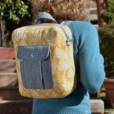 Jet Pack Bag