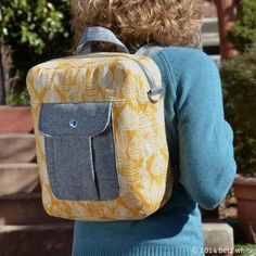 Costura: Jet Bag Pacote