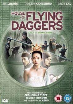 House Of Flying Daggers [2004] [DVD]: