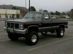 1986 Chevy K10 Lifted | ... ! - The 1947 - Present Chevrolet & GMC Truck Message Board Network