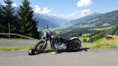 Harley Davidson Bobber Softail Austria