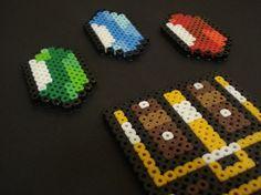 Zelda Rupee & Chest Magnets