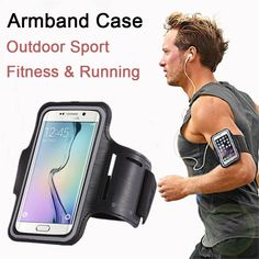 High Quality Waterproof Gym Running Phone Bag Arm Band Case for iPhone 7 Outdoor Sports Phone Holder Armband Case for Iphone 7, Iphone Cases, A30, Phone Holder, Gym Workouts, Galaxies, Bands, Samsung Galaxy, Running