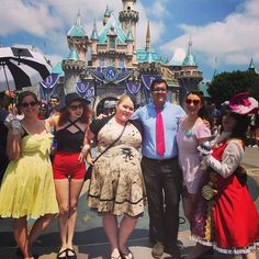 I don't think I could have had a more fun and magical experience for my first Dapper Day and it's all thanks to these gorgeous souls I am lucky enough to call my friends. It's bedtime for me now but be prepared for lots of #dapperday spam in the next few days.  #dapper #friends #disneylandphotography #sleepingbeautycastle #dapperdayspring2016 #disneyland #disney #happy #Spring #love #instagram #instadisney #disneystyle #dapperdisney #dapperdisneyland #darling #lovely #disney by…