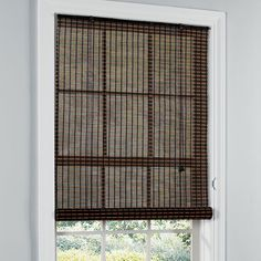 Bamboo Roll Up | Blinds & Shades | Brylanehome