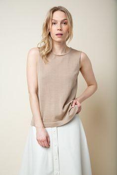 Silk Top, Wool, Summer, Summer Time