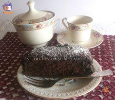 Torta ubriaca - La torta al cioccolato con vino rosso