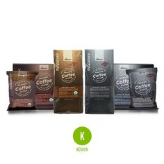 HEALTHY COFFEE!!  A fairly traded blend of 100 percent arabica beans, Isagenix Coffee is slow-roasted, smooth-tasting ground coffee to help start your mornings right.
