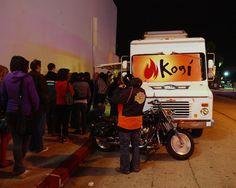 kogi truck= favorite!
