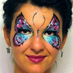 Olga Meleca - butterfly