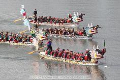 Portland Rose Festival 2012 Dragon Boat Races