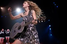 Rockin' with Taylor Swift