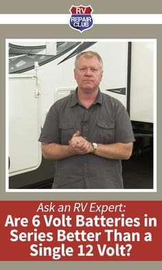 We get a lot of members of the RV Repair Club community asking what kind of RV batteries they should use on their rig. They're often unsure whether they should opt for a single 12 volt battery or a pair of 6 volt RV batteries in series (obviously equaling 12 volts). The answer to which is better is a simple one: it depends. Okay, so there are some nuances to the dilemma.