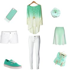 The Cutest 32 School Outfits With Everyday Converse #school #oufits #fashion #converse #highschool