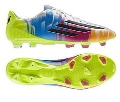 Adidas Argentina Barca Messi F50 adiZero TRX FG Soccer Football Cleats  F32795  Adidas Soccer Boots c13eadda15c1f