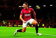 Javier Hernandez (Chicharito), Manchester United FC.