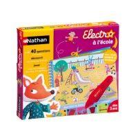 Jeu interactif Electro livre-jeu école Nathan