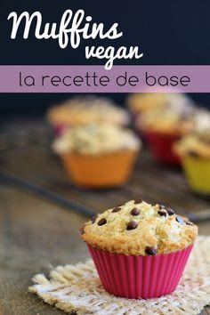 Faire des muffins sans œufs ni produits laitiers, c'est possible, et c'est même très simple ! Découvrez cette recette filmée accessible à tous les débutants en cuisine végétale !