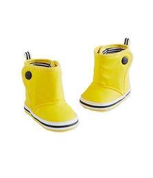 Chaussons bébé forme bottes