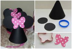 Ideas DIY para una fiesta temática de Minnie mouse