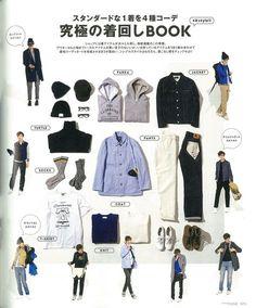 Creating the Men Minimalist Fashion Wardrobe Popeye Magazine, Male Magazine, Men Street Look, Autumn Street Style, Fashion Couple, Boy Fashion, Mens Fashion, Men's Fudge, Dm Poster