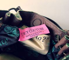 Juicy Couture #vintage green #purse