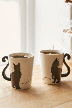 Cat Couple Mug
