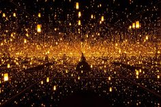 MFAH | Exhibitions | Kusama: At the End of the Universe