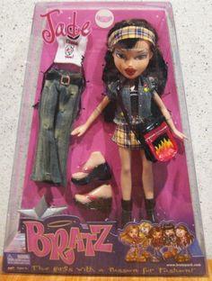 BRATZ-HIPPIE-CHIC-STYLE-IT-JADE-DATED-2003-BRAND-NEW-IN-BOX