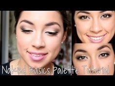Very useful tutorial with Naked Basic Palette - simply perfect result!