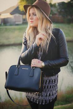 """Michael Kors """"Reese"""" bag - Black"""