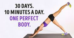 Ten minutes a day and the will to continue is all you need!