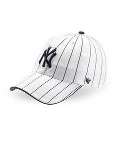 896fac19b91  47 Brand Pinstripe NY Yankees Baseball Cap