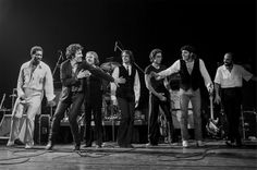 Bruce Springsteen and E Street Band, 1978 © Lynn Goldsmith