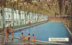 Butlins Minehead: - as a child my family went to almost every Butlin's camp in the UK Butlins Holidays, Bognor Regis, Choosing A Dog, Camping Holiday, Seaside Resort, Indoor Swimming Pools, Past Life, Old Postcards, Childhood Memories