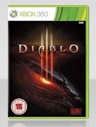 Diablo 3 Xbox 360....addicted to this game..