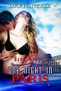 I'm over at Romance Lives Forever today, answering five easy questions as part of my blog tour for One Night in Paris - check it out!