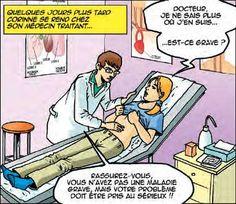 Bande dessinée sur le syndrome de l'intestin irritable (ou  colopathie…