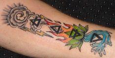 Four Elements Tattoo | Tattooblr – Best Tattoos