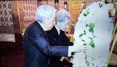 วันที่ 5 มีนาคม 2560 ทรงวางพวงมาลาถวายราชสักการะพระบรมศพ ในหลวงรัชกาลที่ ๙