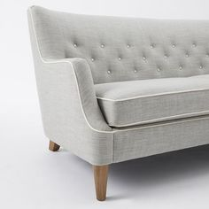 in love with this livingston sofa / west elm