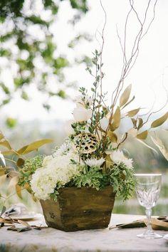 Bouquet extraordinaire pour la table