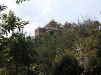 Nepal: Aankomst in het klooster