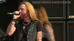 HammerFall live @ Wacken Open Air 2014