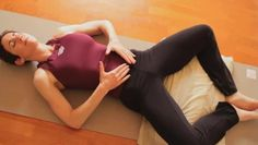 The Best Yoga Postures For Balancing Hormones (Video) Yoga Fitness, Fitness Tips, Health Fitness, Yoga Sequences, Yoga Poses, Ayurveda, Pilates Video, Balancing Hormones, Yoga Tips